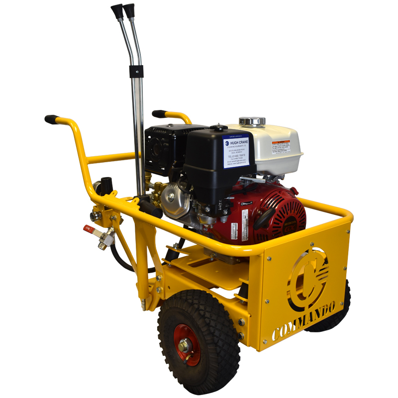 500 Series Pressure Washer