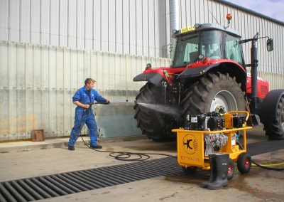 Ideal for use in agriculture industry