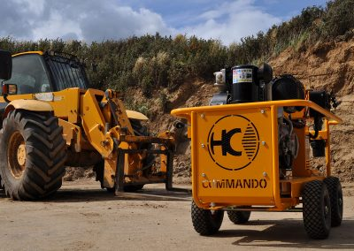 Ideal for construction industry