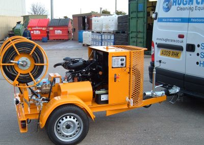 Road Trailer with Lights & Brakes to EU Standards