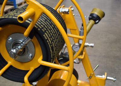 Manual or Hydraulic Hose Reel