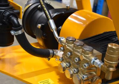 Choice of CAT Triplex Ceramic Plunger Pump